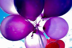 Bajeczne balony w miejscowości Sopot