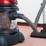 Efektywne czyszczenie dywanu