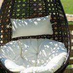Wiszący fotel nie tylko do ogrodu