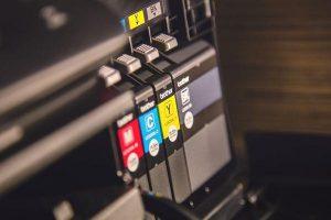 Wydajny tusz do drukarki
